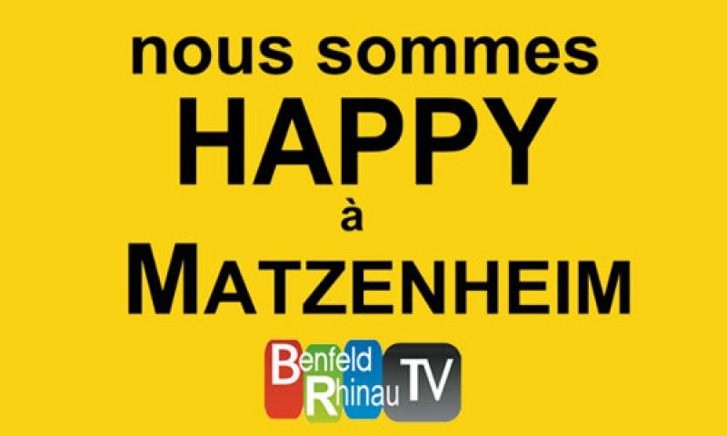 Happy Matzenheim