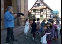 Deux frères dans la grande guerre : film tourné par les élèves de l'école élémentaire