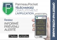 PANNEAU POCKET : ma commune dans ma poche
